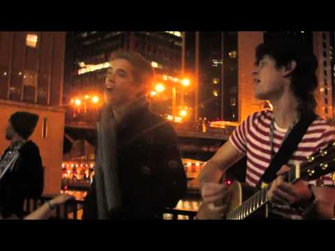 Girls Freak Me Out (Acoustic) - The Summer Set (Oct 16, 2012)