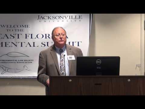 Northeast Florida Environmental Summit Panel I