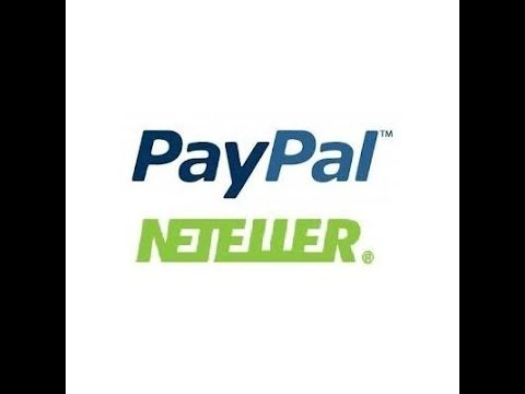Neteller Paypal