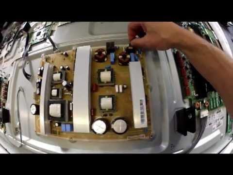 """SAMSUNG Plasma REPAIR 58"""" power board flat panel screen visio pioneer sony"""