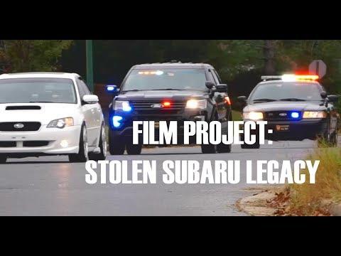 "Film Project: ""STOLEN SUBARU LEGACY"" (EPD)Recruitment Film"