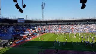 FC Baník Ostrava - FC Zbrojovka Brno 2:0 26.5.2018
