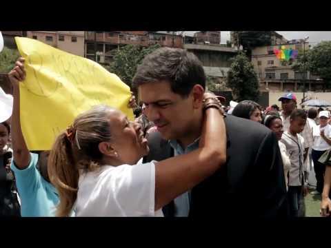 Un día con Carlos Ocariz