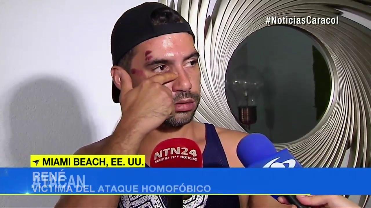 Hombres gay colombianos