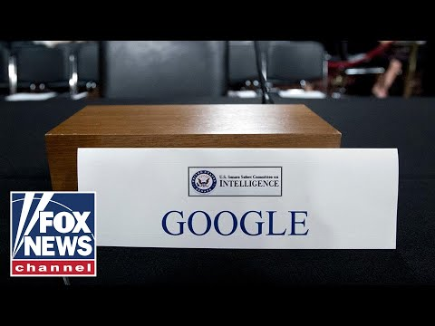 Google CEO Sundar Pichai testifies on Capitol Hill