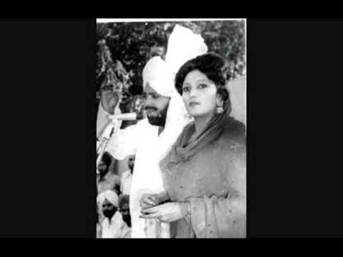 Yaar Bimaar Peya (Mohd Sadiq & Ranjit Kaur) Old Punjabi Duet