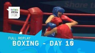 Boxing - Day 10  Women