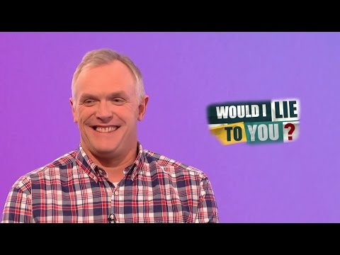 Supercalifragilisticgregspialidocious - Greg Davies on Would I Lie to You?