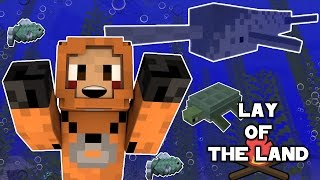 Minecraft - The Lay of The Land - Underwater Adventure Begins (13)