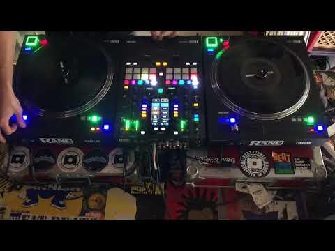 DJ Melo-D 7 O'Clock Menu Mix Episode 3 (80s Electro Set)