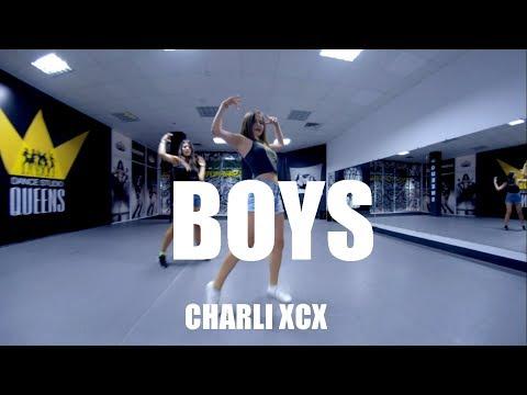 Charli XCX – Boys Sarang Choreography