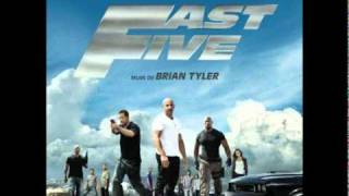 Fast Five Soundtrack - Brian Tyler - The Vault Heist