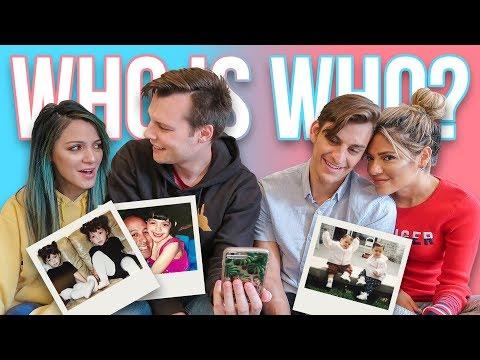 BOYFRIENDS MIX UP TWINS?! | Niki & Gabi Take New York