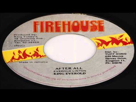 King Everald-After All (Tempo Riddim 1985) King Tubby's