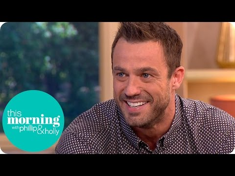 Hollyoaks' Jamie Lomas Is Buzzing To Be Back | This Morning