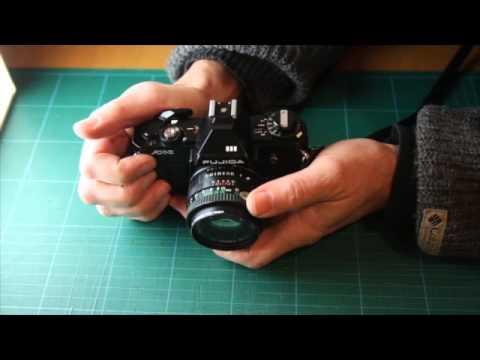 Fonctionnement appareil photo reflex argentique
