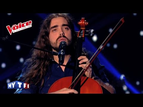 The Voice 2014│Quentin - Wonderful Life (Black)│Blind audition indir