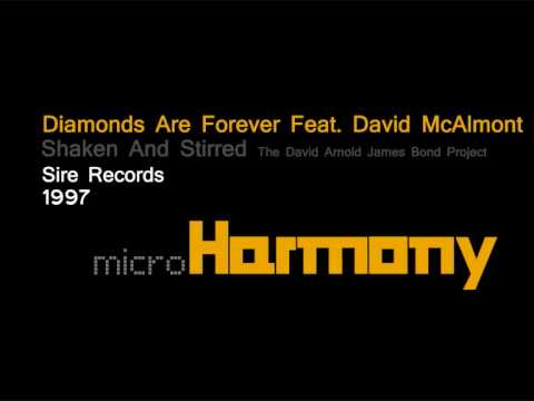 David Arnold - Diamonds Are Forever Feat. David McAlmont