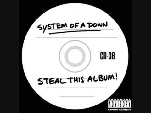 System Of A Down- Innervision