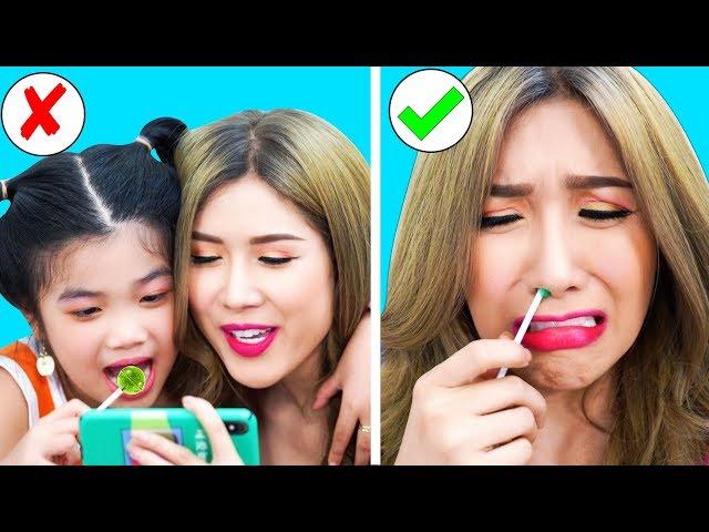 23 BEST PRANKS AND FUNNY TRICKS | Funny Pranks! Prank Wars! Family Fun Playtime by T-FUN
