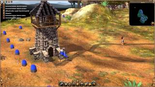 Settlers 2 10th Anniversary Gameplay Level 2