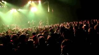 Agnostic Front - Take Me Back @ Lint, Persistence Tour 2013.avi