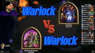 Disco Warlock vs Warlock - Hearthstone