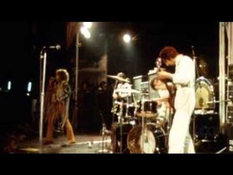 the who-young man blues- live at the isle of wight