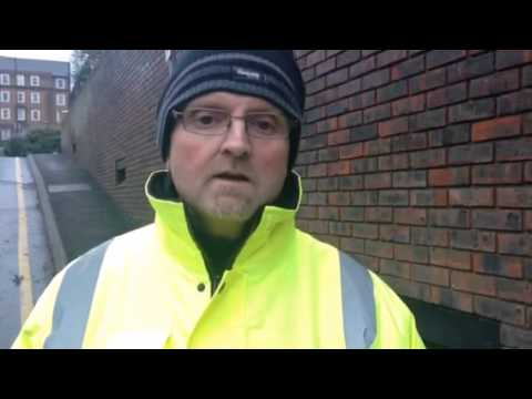 Medway Council highways inspector Chris Kirwan tells us about his job