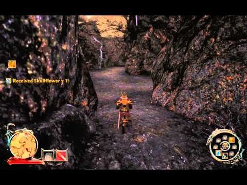 Risen 3 Titan Lords - Organic Farmer: Locate Iona / Chat Bring To Fenn (Farm) Ore Golem, Combat PC