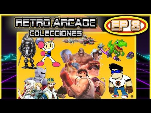 EP8 Juegos Retro – Arcade Colecciones Super Bomberman R, Aggelos (Comentado)