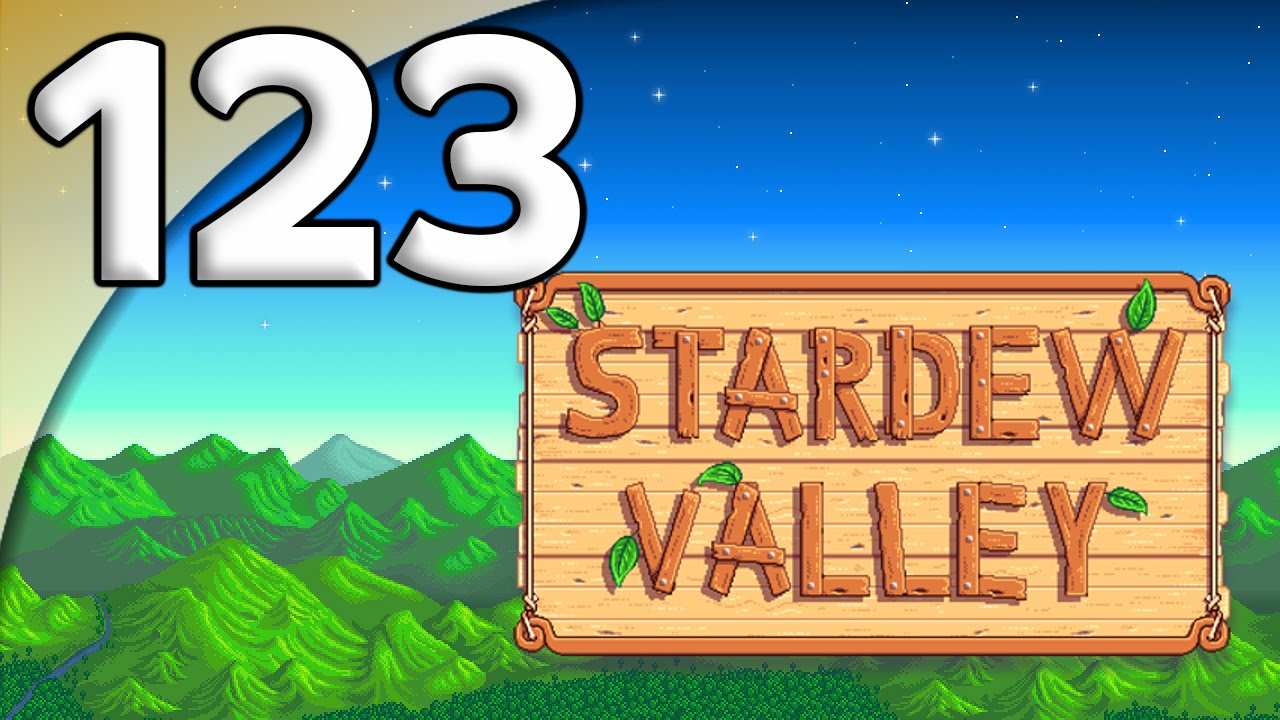 Stardew Valley - 123  House Upgrade! - Let's Play Stardew Valley Gameplay