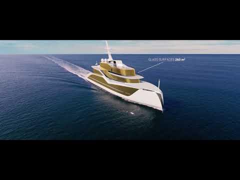 Progetto Bolide Concept - Tankoa Yachts & Exclusiva Design