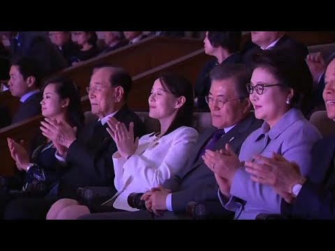 Olympic diplomacy earns gold for North Korea