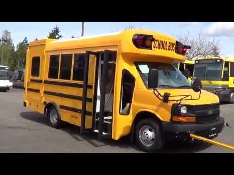 Northwest Bus Sales 2014 Starcraft Quest 18 Passenger + 1 Wheelchair