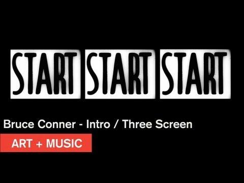 bruce-conner---intro-/-three-screen-ray---art-+-music---mocatv