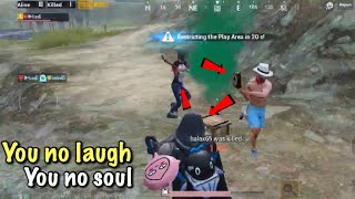 every pubg player will watch this crazy pan fight!