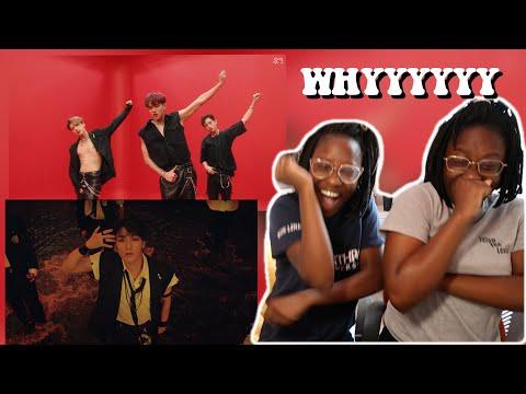 ATEEZ (에이티즈) - 'INCEPTION' MV + WayV 威神V 'Bad Alive (English Ver.)' MV   REACTION (WHY)