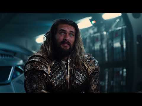 AQUAMAN: Willem Dafoe On The Challenging Technical Aspects Of The Shoot