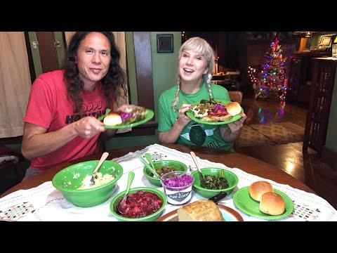 Live Stream: Christmas Eve Epic Vegan Dinner