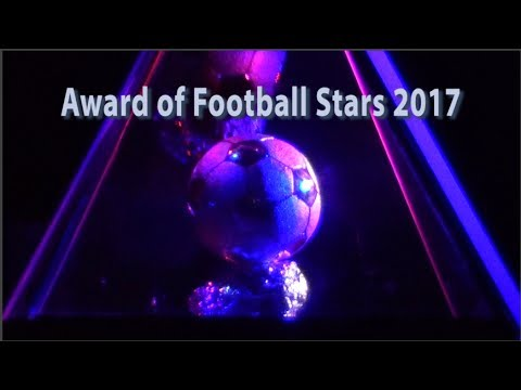 Award of Football Stars 2017 - Pallone d'Oro Gianluca Filicetti