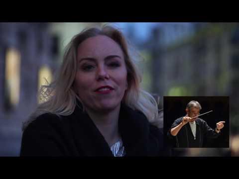 """Elisabet Strid """"Leuchtende Liebe"""" Interview"""