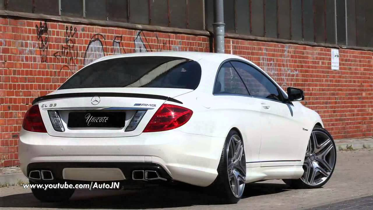 2013 mercedes cl 63 amg unicate tunes the