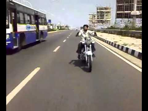 Modified Bike Bullet for Sale Hyderabad