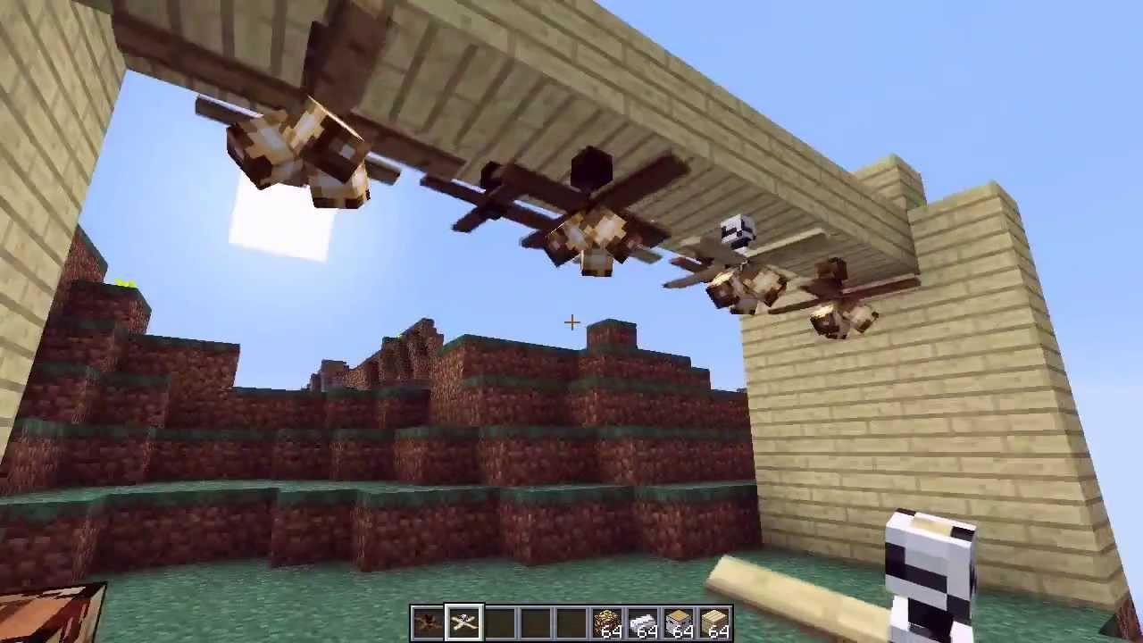 Minecraft Ceiling Fan Mod 1 7 2   www.Gradschoolfairs.com
