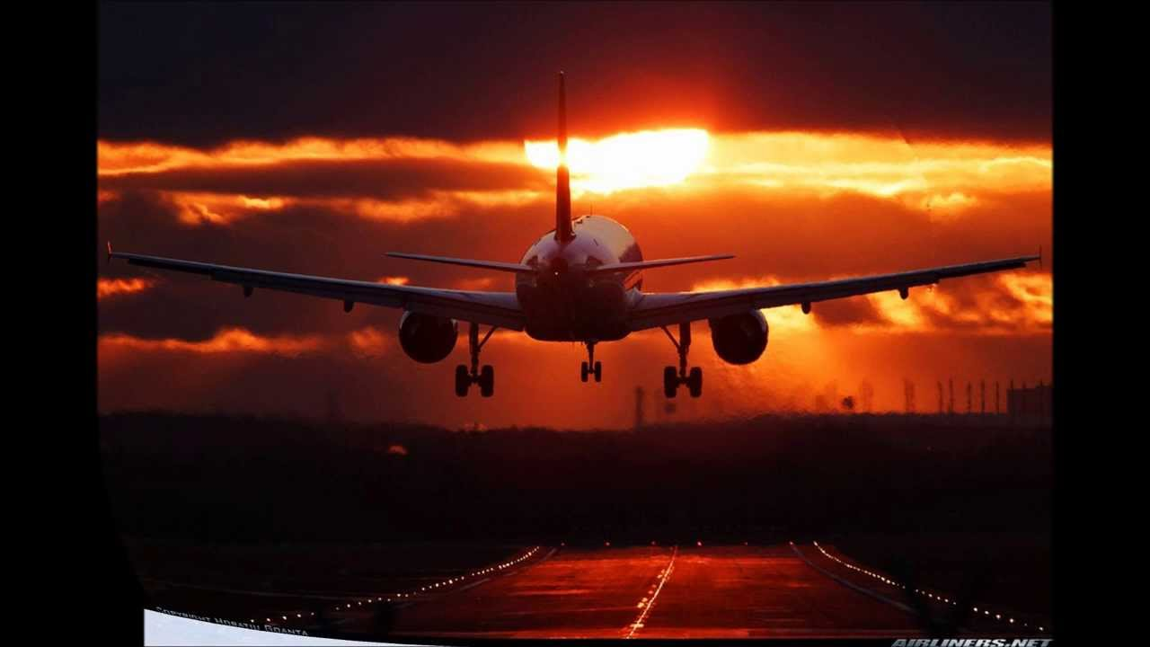 красивые самолёты фото