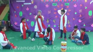 Little Angels School presents Live And Let Live A Diwali Skit