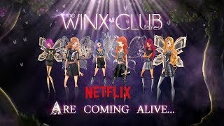 Winx Club: Live Action Teaser Trailer (2020)| Unofficial