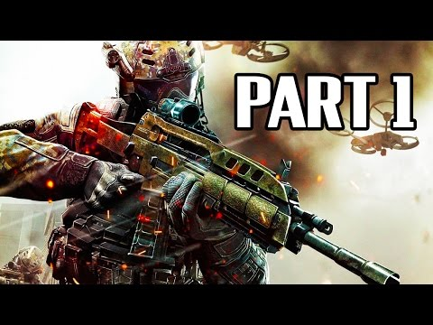 Call of Duty Black Ops 3 Gameplay Walkthrough Part 1 (PS4 1080p 60fps) Prologue/Mission 1