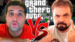 IGOR VS DAVY JONES – NOVO MODO FRENÉTICO GTA V!